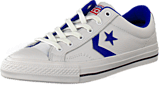Converse - Star Player Leather Ox White/Blue