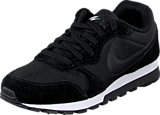 Nike - Wmns Nike Md Runner 2 Black