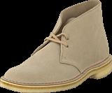Clarks - Desert Boot Sand Suede