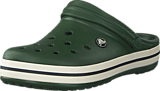 Crocs - Crocband Forest Green/Stucco
