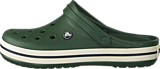 Crocs - Crocband Forest Green/Stucco
