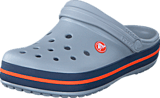 Crocs - Crocband Light Grey/Navy