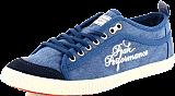 Peak Performance - Crespo Derby Shoe Ocean Blue