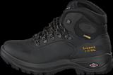 Graninge - Leather Boot 521 Black