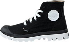 Palladium - Blanc Hi W Black/White