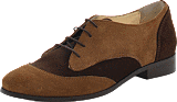 Norrback - Pirkko Shoe Brown