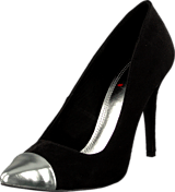 China Girl - Pointy Pumps Black