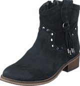 Duffy in Leather - 52-01531 Black