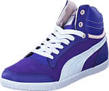 Puma - Glyde Court Wn's Blue/Wht