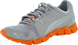 Puma - Shintai Runner Silver Metallic/Orange