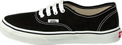 Vans - K Authentic Black/True Whit