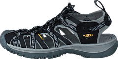 Keen - Whisper Black/Neutral Gray