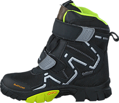 Gulliver - 430-0966-62 Black/Lime