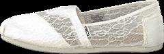Toms - Seasonal Classic White Lace