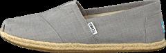 Toms - Seasonal Classic Grey Linen