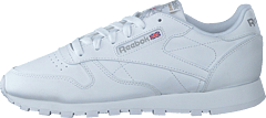 Reebok Classic - CL LTHR Int-White