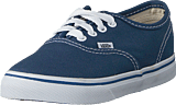 Vans - T Authentic Navy