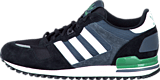 adidas Originals - Zx 700 Core Black/White/Fade Ocean