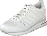 adidas Originals - Zx 700 White/Aluminum