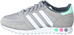 adidas Originals - La Trainer W Light Granite/White/Green