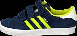 adidas Originals - Gazelle 2 Cf C Navy/Yellow/White