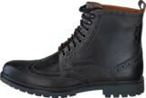 Clarks - Montacute Lord Charcoal