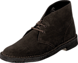Clarks - Desert Boot Brown Sde