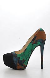 Sugarfree Shoes - Alexandra Green