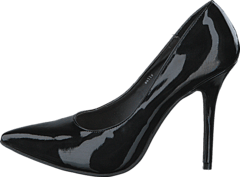 Sugarfree Shoes - Sally Black Patent