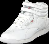 Reebok Classic - F/ S Hi White/Silver