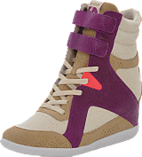 Reebok Classic - Mid Cut Wedge Ak Paperwhite/Canvas/Victory Pink