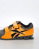 Reebok - R Crossfit Oly Plus Ironstone/Neon Orange/White