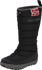 Helly Hansen - EQUIPE MOONBOOT BLACK / MID GREY