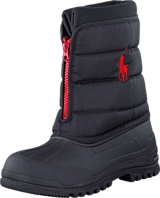 Ralph Lauren Junior - Yukon zip black ballistic