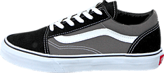 Vans - Old Skool Blk/Pewter
