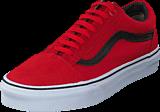 Vans - Old Skool (C&P) racing red/black