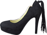 Sugarfree Shoes - Liddie Black suede
