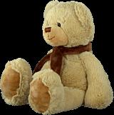 Teddykompaniet - Eddie Warm Beige