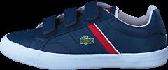 Lacoste - Fairlead S FRA Dark Blue/Dark Red