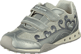 Geox - Jr New Jocker Girl Silver