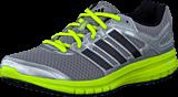 adidas Sport Performance - Duramo 6 M Mid Grey/Black/Solar Slime