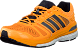 adidas Sport Performance - Supernova Sequence Neon Orange/Carbon /Phantom