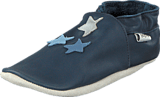 Bobux - Navy Triple Star Navy