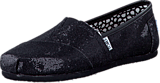 Toms - Women's Glitter Black