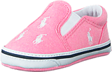 Ralph Lauren Junior - Bal Harbour Repeat Layette Pink Chambray