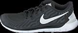 Nike - Nike Free 5.0 Black/White-Dark Grey-Cl Grey
