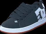DC Shoes - Court Graffik Shoe Grey/Black