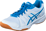 Asics - Gel Upcourt White / Blue Jewel / White