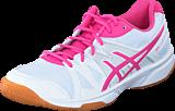 Asics - Gel Upcourt White / Azalea Pink / White