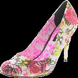 Iron Fist - Creepy rose heel